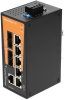 Unmanaged ethernet switch Weidmüller IE-SW-BL08-6TX-2SC - 1240910000