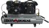 Iron Horse 6-HP 10-Gallon Gas Wheelbarrow Air Compressor -- Model IHTT60G