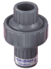 Self-Closing Thermoplastic Check Valve -- Series CKM