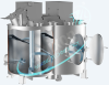 Vertical Mixer / Vertical Twin-Shaft Mixer -- HM 500