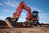 Doosan DX190W-3 Wheeled Excavator