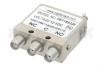SPDT Electromechanical Relay Failsafe Switch, DC to 18 GHz, 20W, 12V, SMA -- PE71S6326 -Image