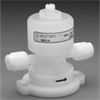 Furon® Suckback Molded Diaphragm Valve