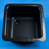 Corrosion Resistant Plastic Sinks and S.S. Frames For Flanged Sinks -- 32366 -- View Larger Image