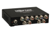 4-Port Component Video with Stereo Audio Over Cat5 / cat6 Extender Splitter, Transmitter -- B136-004 - Image
