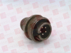 AMPHENOL 97-3106A-14S-5P ( CIRCULAR CONNECTOR, PLUG, 5 POSITION, CABLE; PRODUCT RANGE:97 SERIES; CIRCULAR CONNECTOR SHELL STYLE:STRAIGHT PLUG; NO. OF CONTACTS:5CONTACTS; CIRCULAR CONTACT TYPE:SOLDE... -Image