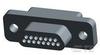 Microminiature & Nanominiature D Connectors -- 1532180-3 -Image
