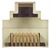 LANCAST Module, 10/100Base-TX RJ45 to 100Base-FX Single mode SC -- LCR643-14 -Image