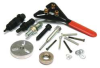 A/C Clutch Tool Kit,Installer/remover -- 1YMG5