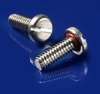 SEELSKREW® Type S Slotted Standard Pan Head Screw -- 1/4-20UNC-2A - Image