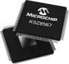 7-Port 10/100 AVB Ethernet Switch -- KSZ8567 -Image