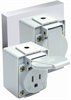Receptacles, Wall Mount -- WMRGR - Image