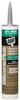 Dap Silicone Plus Asphalt & Concrete Sealant - Gray Paste 10.1 fl oz Tube - 08675 -- 070798-08675