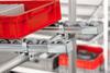 Steel Roller Conveyor End Cap -- 0.0.647.08 -Image