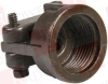 AMPHENOL 97-3057-1012 ( CABLE CLAMP, SIZE 20/22, ZINC ALLOY; CONNECTOR SHELL SIZE:20 / 22; CABLE DIAMETER MAX:19.05MM; STRAIN RELIEF MATERIAL:ZINC ALLOY; PRODUCT RANGE:97 SERIES; FOR USE WITH:97 SE... -Image