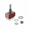 Toggle Switches -- 7415P3YCBE-ND - Image