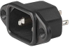 Power Entry Connectors - Inlets, Outlets, Modules -- 486-3787-ND -Image