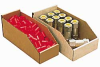 RELIUS SOLUTIONS No-Spill 200-Lb. Test Bin Boxes -- 4425300