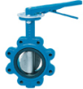 Full Lug Style Butterfly Valve with NSF Certification -- BF03-121 - Image