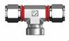 Superlok I-Fitting Compression Tube Fitting - SFBTI Female Branch Tee