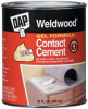 Dap Contact Adhesive - Brown Gel 1 gal Pail - 25316 -- 070798-25316