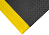 Diamond Tuf Sponge No. 452; 4' Cut up to 60'; Black w/Yellow Borders -- 715411-19269