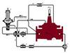 Two-Way Flow Altitude Valve -- M127-2, M1127-2
