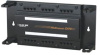 Wallmount CAT6 Patch Panel with Universal Wiring, 12-Port -- JPM183A-R2