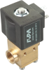 3/2-way Solenoid Vacuum Valve, Directly Controlled