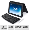 ASUS Eee Slate B121-A1 Tablet PC - Intel Core i5-470UM 1.33G -- B121-A1 - Image