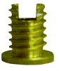 B2T Unified Thread Brass Insert - Inch -- B2T-2520-551