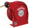 Spring Retractable Low Pressure Air / Water Hose Reel -- 4625 OLP