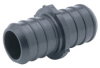 "QickSert CR® Polymer Coupling - 1"" Barb x 3/4"" Barb -- QQPC54X -- View Larger Image"