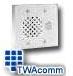 Valcom Vandal-Resistant Door Entry Speaker with Call Button -- S-571