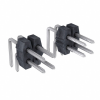 Rectangular Connectors - Headers, Male Pins -- WM8162-ND -Image