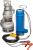 Submersible Dewatering Pumps -- PortaPump® - Air Operated -- View Larger Image