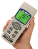 Handheld Pressure Meter and Data Logger with SD Card -- HHP9303