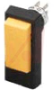 Switch,SAFETY,Pushbutton ASSEMBLY ENABLING,WITHOUT RUBBER COVER -- 70172662