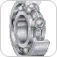 Radial Ball Bearings -- Medium 300 Series