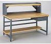 BUILT-RITE Riser for Tubular-Leg Workbench -- 5518000