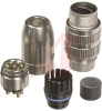 Connector, IP68 Watertight Locking; 6; 0.75; 5 A; 250 VAC; 10^13 Ohms; -2 pF -- 70151653