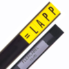 Pre-cut Self-Adhesive Character Holders & Label Protector -- FLEXIMARK® MINI/MAXI Type PGS Holders