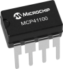 Digital Potentiometers -- MCP41100