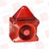 PFANNENBERG 23361155000 ( PATROL: FLASHING ALARM SOUNDERS (PLASTIC HOUSING - UL CERTIFIED - TYPE 4/4X - IP 66),10 J,149 CD,110 DB,90 TO 135 VAC,PA X 10-10 RED HOUSING & RED LENS ) -- View Larger Image