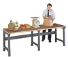 8&squot; Wide Workbenches with 1-1/2 Thick Top -- 5364800 - Image