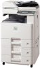 20/20 ppm Color Multifunctional Printer with Standard Network Print, Copy and Scan -- ECOSYS FS-C8520MFP - Image