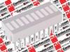 AVAGO TECHNOLOGIES US INC HLCP-J100 ( BAR GRAPH, 10-LED, RED, 5.2MCD, 37MW; LED COLOR:RED; FORWARD CURRENT IF:20MA; FORWARD VOLTAGE:1.8V; LUMINOUS INTENSITY:5.2MCD; NO. OF LEDS:10LEDS; DISPLAY SIZE... -Image