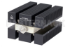 High Power 100 Watt RF Load Up To 8 GHz With SMA Female Input Conduction Cooled Body Black Anodized Aluminum Heatsink -- PE6220 -- View Larger Image