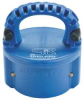 Cap with Handle,4 In,Polypropylene -- 4YLL7