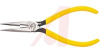 LONG-NOSE PLIERS, SIDE CUTTERS, 6-5/8IN, COIL SPRING -- 70145274